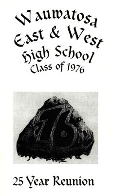 25th Reunion Cover