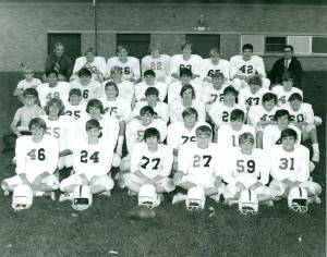 Longfellow - 8th grade football team