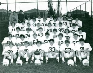 Longfellow - 9th grade football team